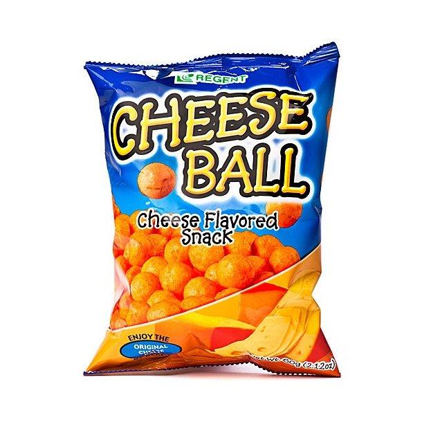 Cheese Balls (Regent) - 60gr.
