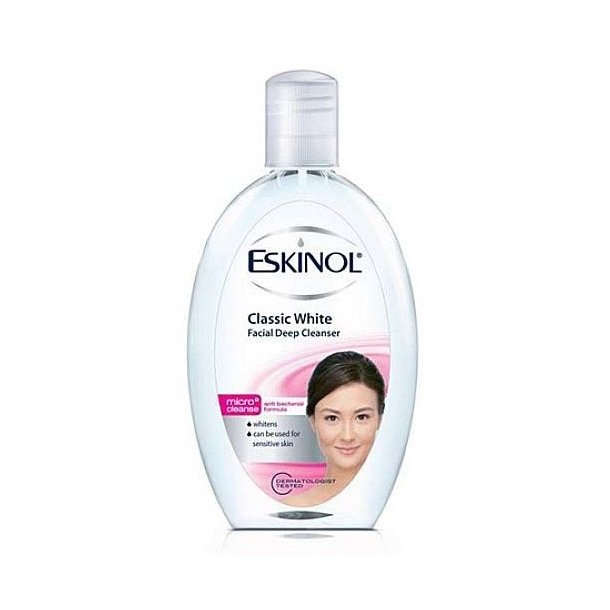 Facial Cleaner (Eskinol) Classic - 225ml.