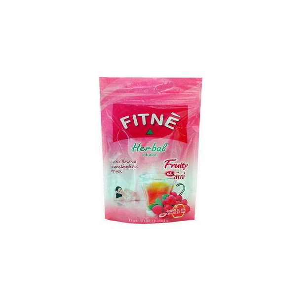 Herbal infusion Lychee Flavoured (Fitné) 1 pakke: 15 breve