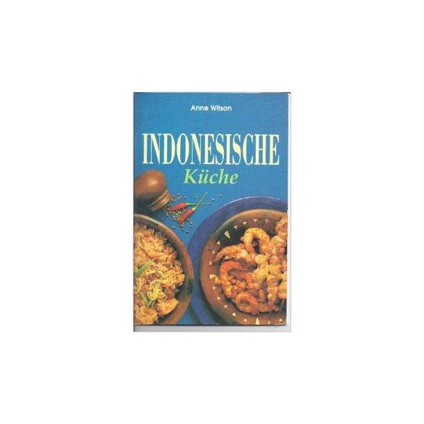 Indonesische Küche (kogebog på Tysk)