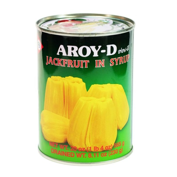Jackfruit in Syrup (Aroy-D) - 565ml.