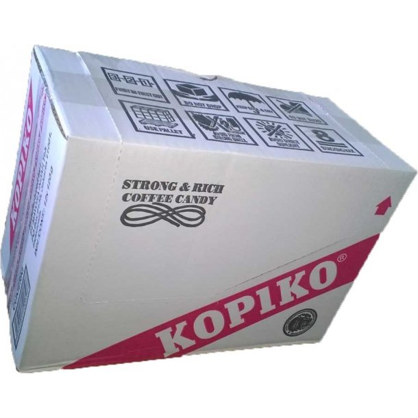 1 box 12 x Org. Coffee Candy (Kopiko) - 120gr.