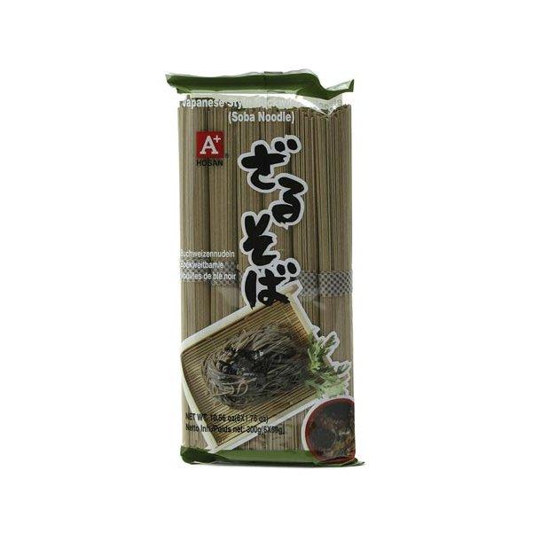 Japanese Buckwheat Noodles (Hosan) - 300gr