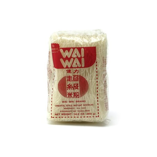 Risnudler (Wai Wai) - 400gr.