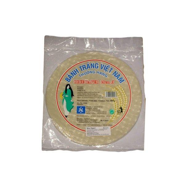 Rice Paper Ø28 (Vietnam) - 500gr.