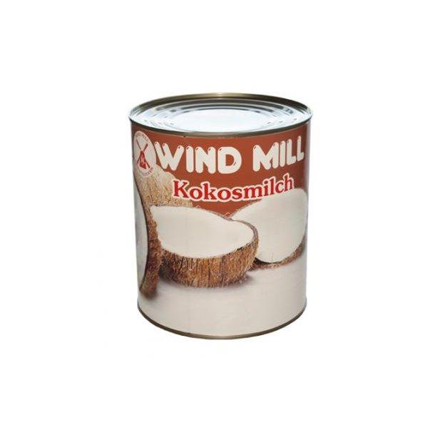 Kokosmælk (Wind Mill) 6 x 3L.