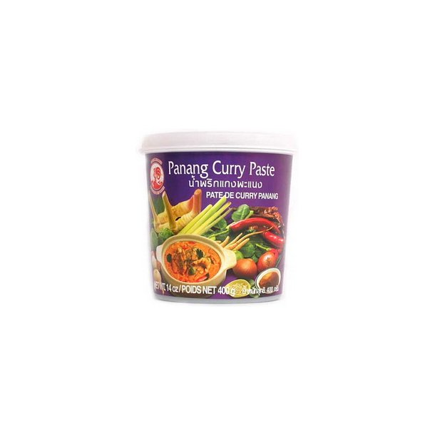 Curry Paste - Panang 31% (Cock) - 400gr.