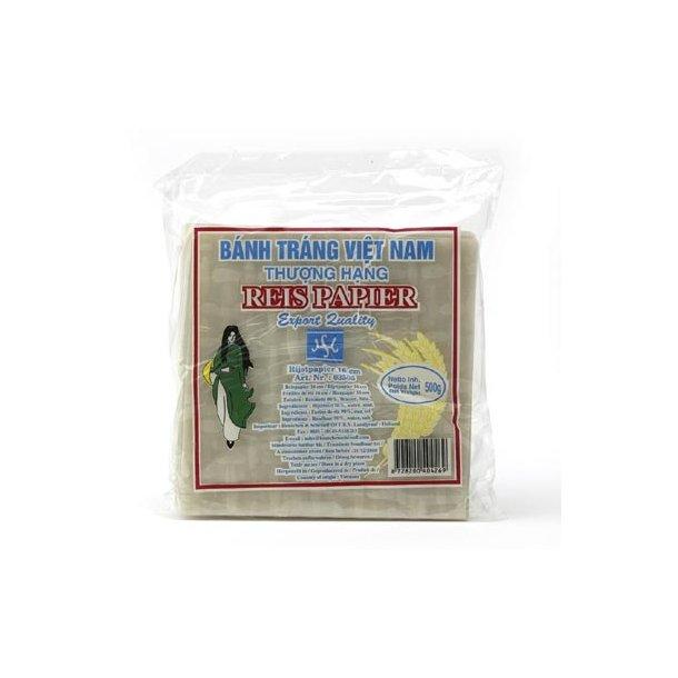 Rice Paper 16x16 (Vietnam) - 500gr.