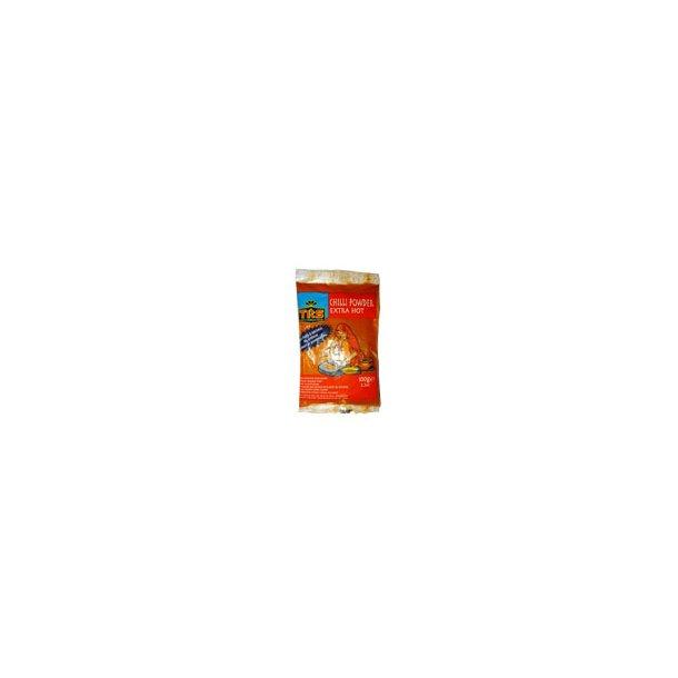 Chili powder - Extra hot! (TRS) - 100gr.