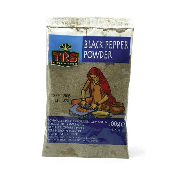Black Pepper Powder (TRS) - 100gr.