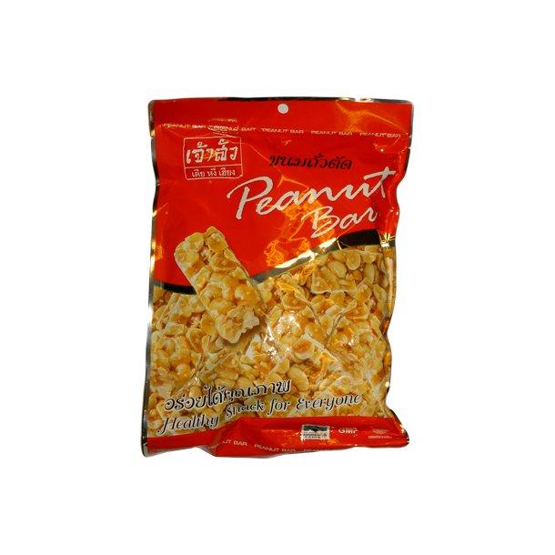 Peanut Bar w/Sesame (Chao Sua) - 200gr.