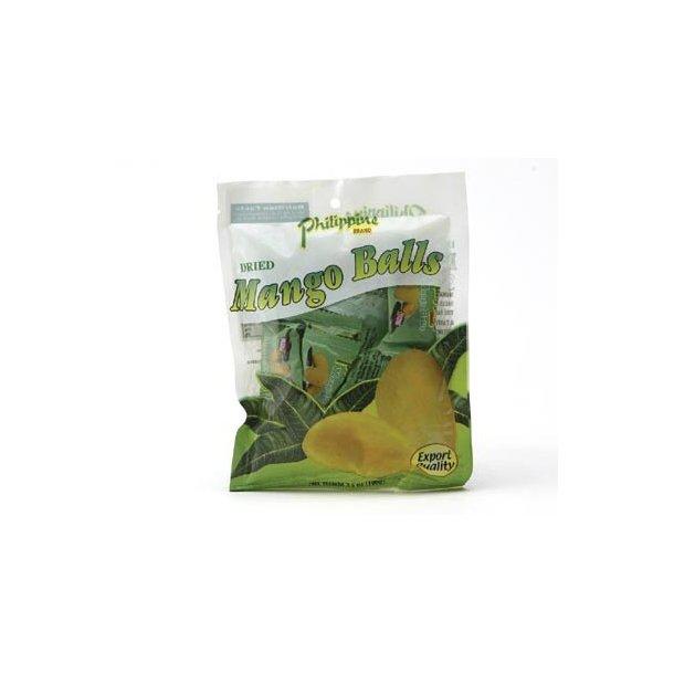 Dried Mango Balls (Philippine Brand) - 100gr.