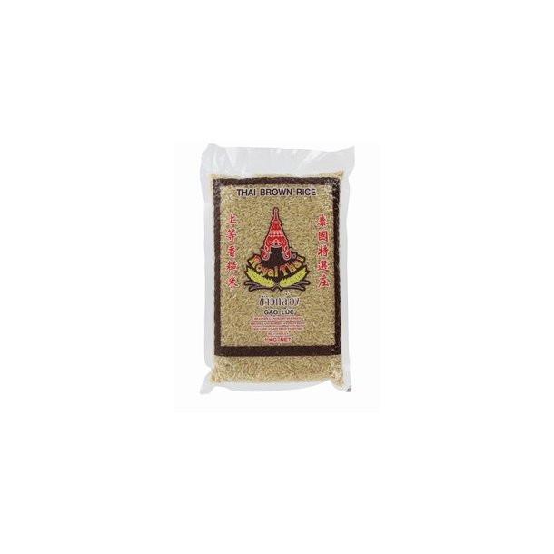 Thai Brown Rice (Royal Thai) - 1kg.