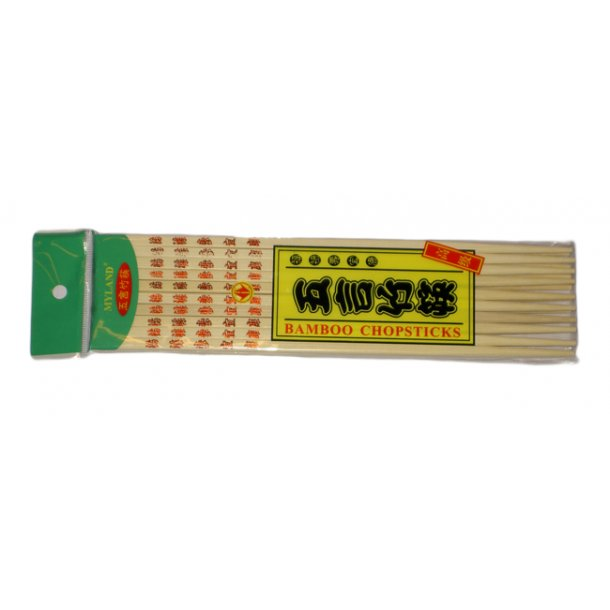 Spisepinde/Chopsticks - 10 par