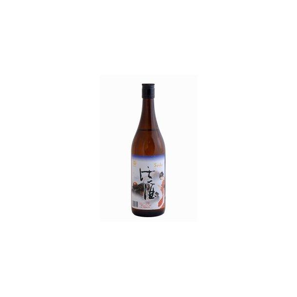 Saké - Risvin (Z.W) - 750ml.