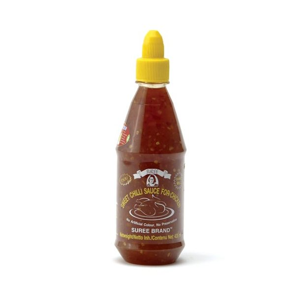 Chili Sauce 23% (SUREE) - 435ml.