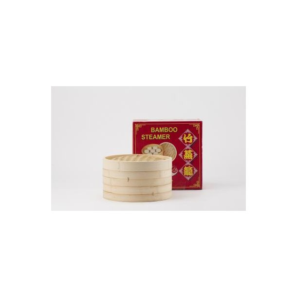 Bamboo Steamer Ø30cm Box Set