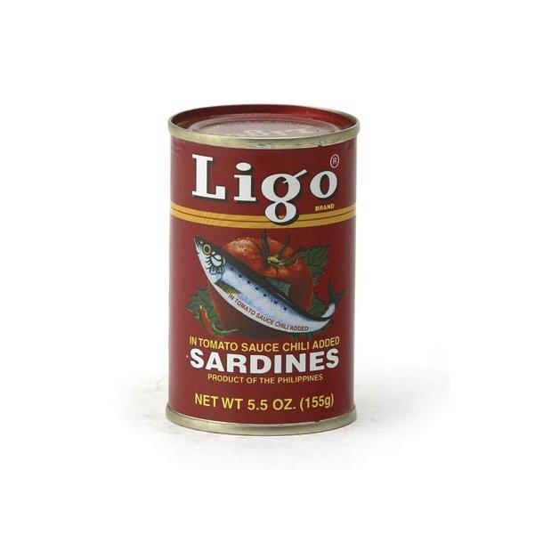 Ligo - Sardines - Red - 155gr.