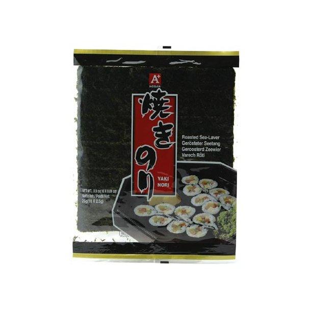Roasted Seaweed (Yaki Nori) - 25gr.