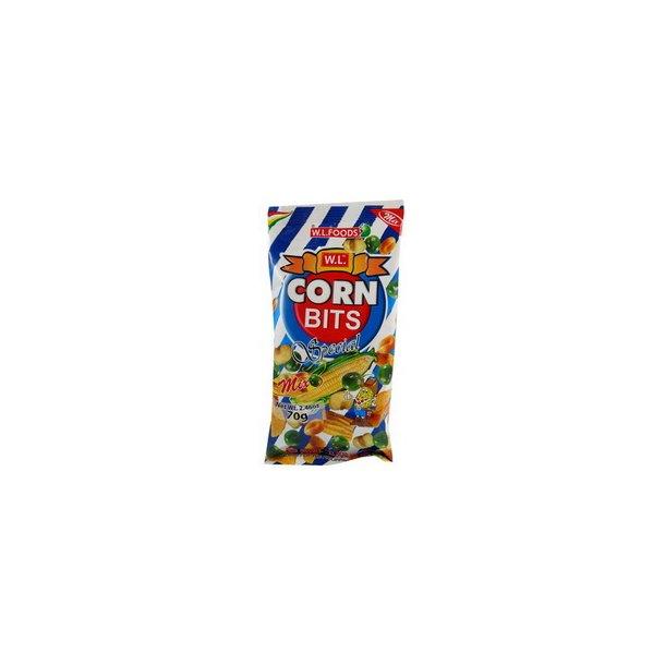 Corn Bits Mix flavour (W.L.) - 70 gr.